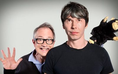 Awesome episode of the Infinite Monkey Cage today on Radio 4
